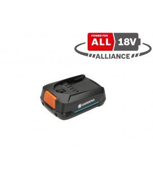 Аккумулятор Gardena Li-Ion P4A PBA 18V/36 2.0 Ач (14902-20)