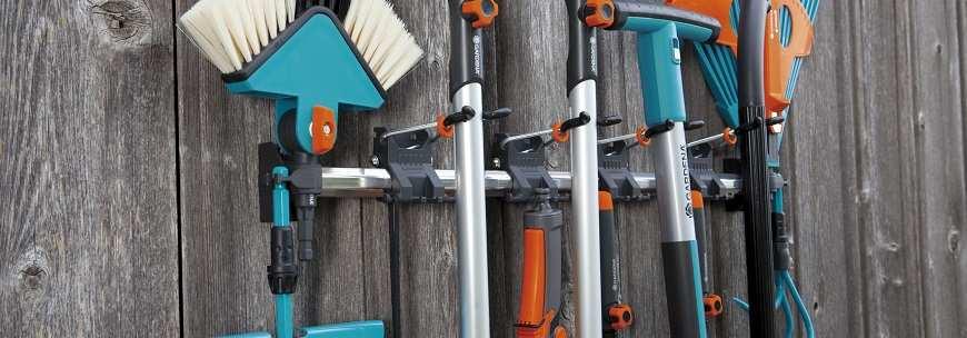 Хранения садовых инструментов