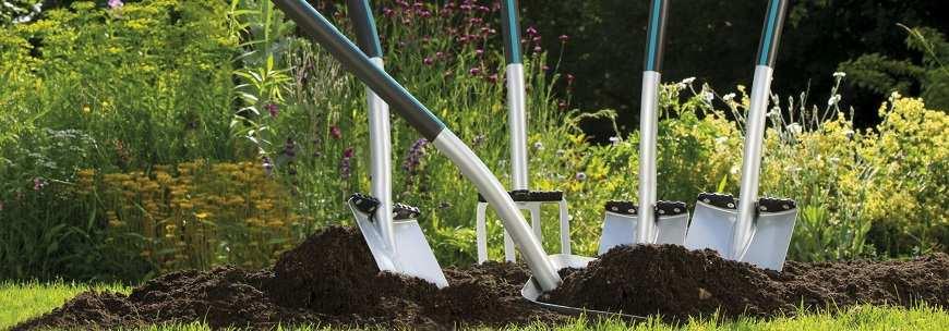 Садові лопати