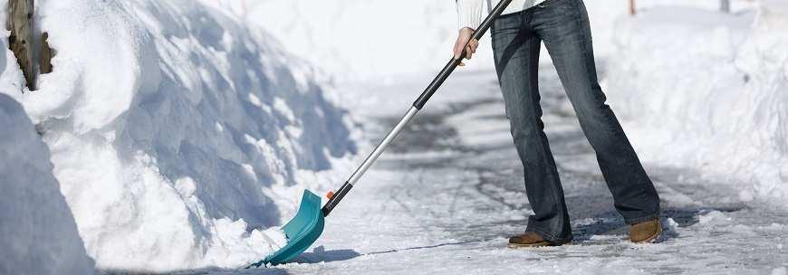 Лопаты для снега