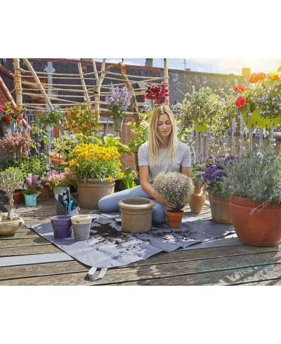Коврик для садоводства Gardena City Gardening Planting Mat M 100х120 см (00506-20)