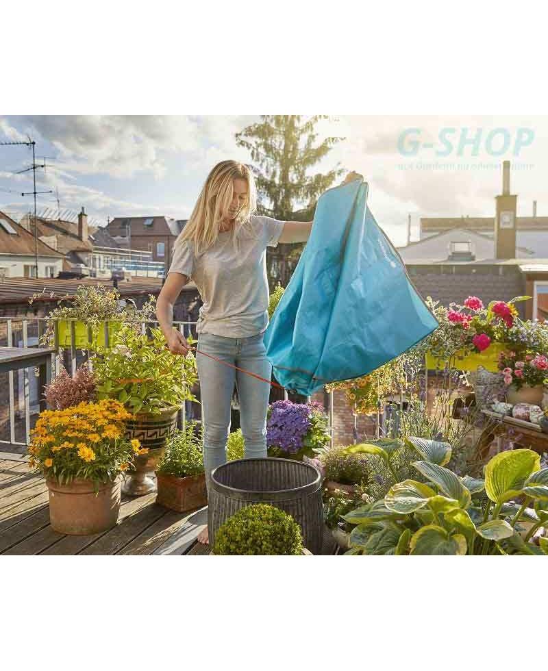 Коврик для садоводства Gardena City Gardening Trimming Mat 150х150 см (00508-20)