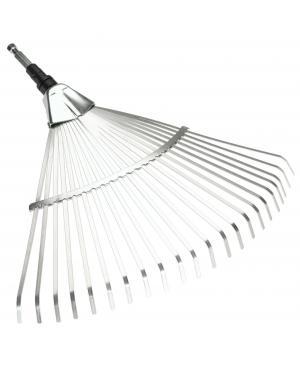 Грабли стальные веерные Gardena Combisystem 50 см (03102-20)