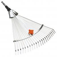 Граблі сталеві віялові регульовані Gardena Combisystem 30-50 см (03103-20)