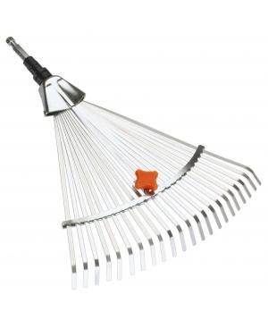 Грабли стальные веерные регулируемые Gardena Combisystem 30-50 см (03103-20)
