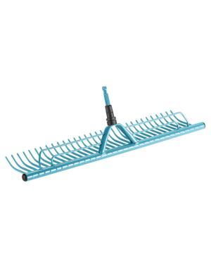 Грабли стальные для очистки газонов Gardena Combisystem 60 см (03381-20)