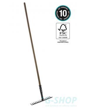 Граблі сталеві Gardena NatureLine 36 см (17106-20)