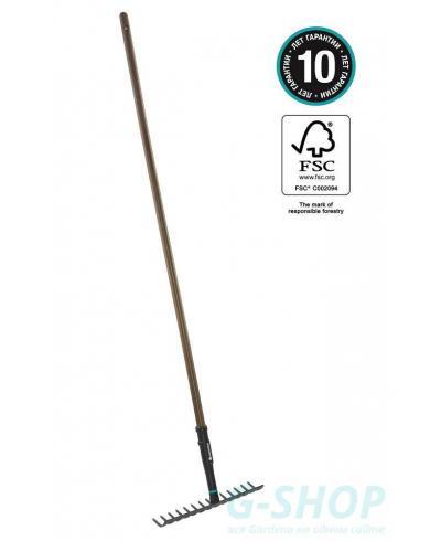 Грабли стальные Gardena NatureLine 36 см (17106-20)