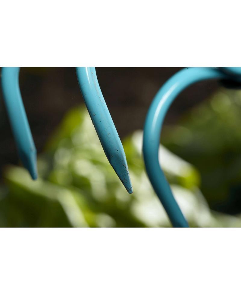 Рыхлитель Gardena Combisystem 9 см, три зуба с деревянной ручкой 130 см (03019-20)