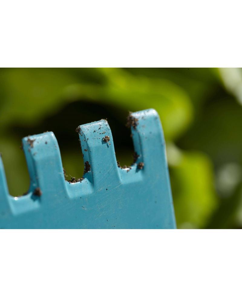 Мотыжка ручная фигурная Gardena Combisystem Classic 9 см, 3 зуба (03219-20)