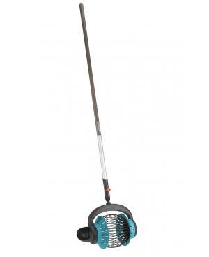 Плодосборник универсальный для сбора из земли Gardena Combisystem Rollsammler с деревянной ручкой 130 см (03108-30)