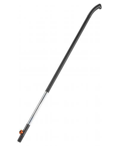 Ручка алюмінієва ергономічна Gardena Сombisystem 130 см для комбісистеми (03734-20)