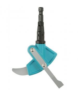 Очиститель щелей с ножом Gardena Combisystem 2-в-1 (03607-20)
