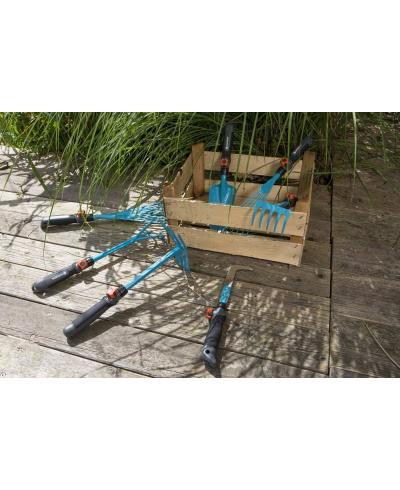 Грабли ручные для цветов Gardena Combisystem Classic Ergo 8,5 см (08925-20)