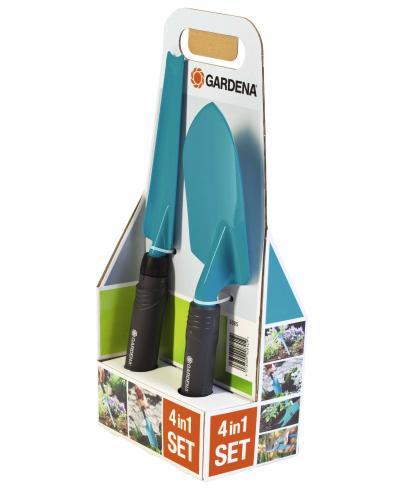 Комплект садових інструментів базовий Gardena Classic Ergo (08965-30)