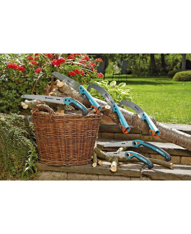 Пила садовая изогнутая с крюком Gardena CombiSystem 300 РP (08738-20)