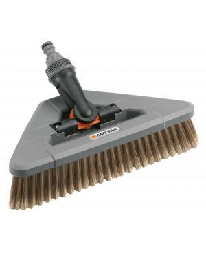 Щетка для водной очистки поворотная на шарнире Gardena Comfort Cleansystem 27/13 см (05560-20)