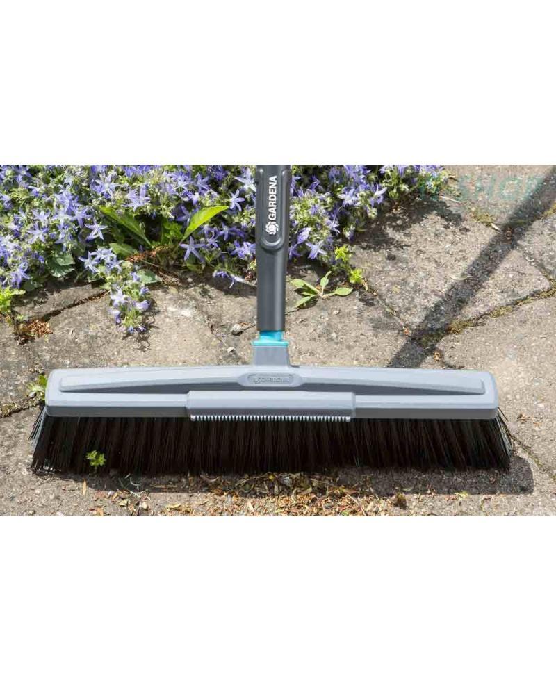 Щетка для уборки во дворе и дома Gardena NatureLine 45 см (17111-20)