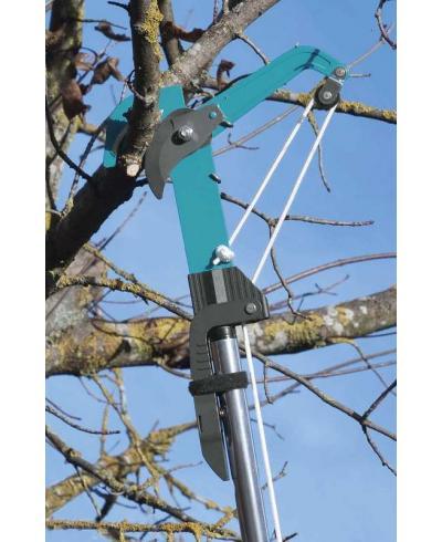 Сучкорез для зеленых веток Gardena CombiSystem Bypass до 30 мм (00302-20)