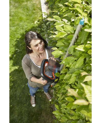 Акумуляторні ножиці для живоплоту Gardena ComfortCut Li-18/50 (09837-20)