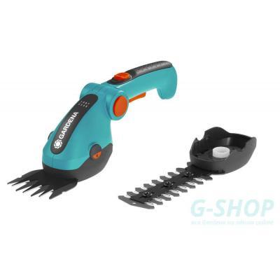 Ножиці для газонів та кущів акумуляторні Gardena ComfortCut (09857-20)