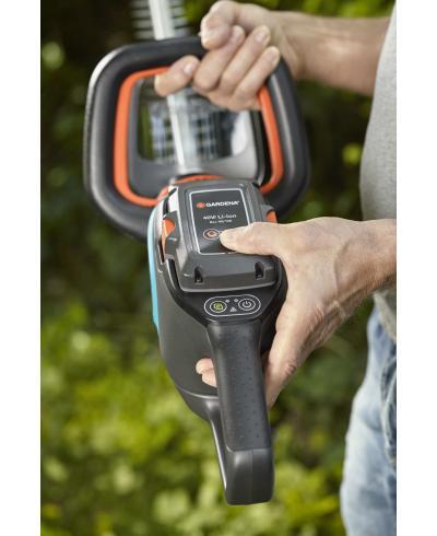 Акумуляторні ножиці для живоплоту Gardena ComfortCut Li-40/60 (09860-20)