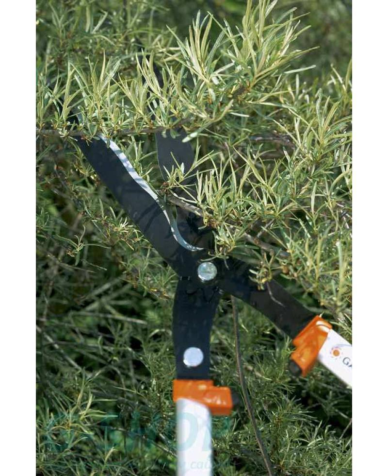 Ножницы для живой изгороди Gardena Premium 650 и секатор BP 50 Premium (00395-30)