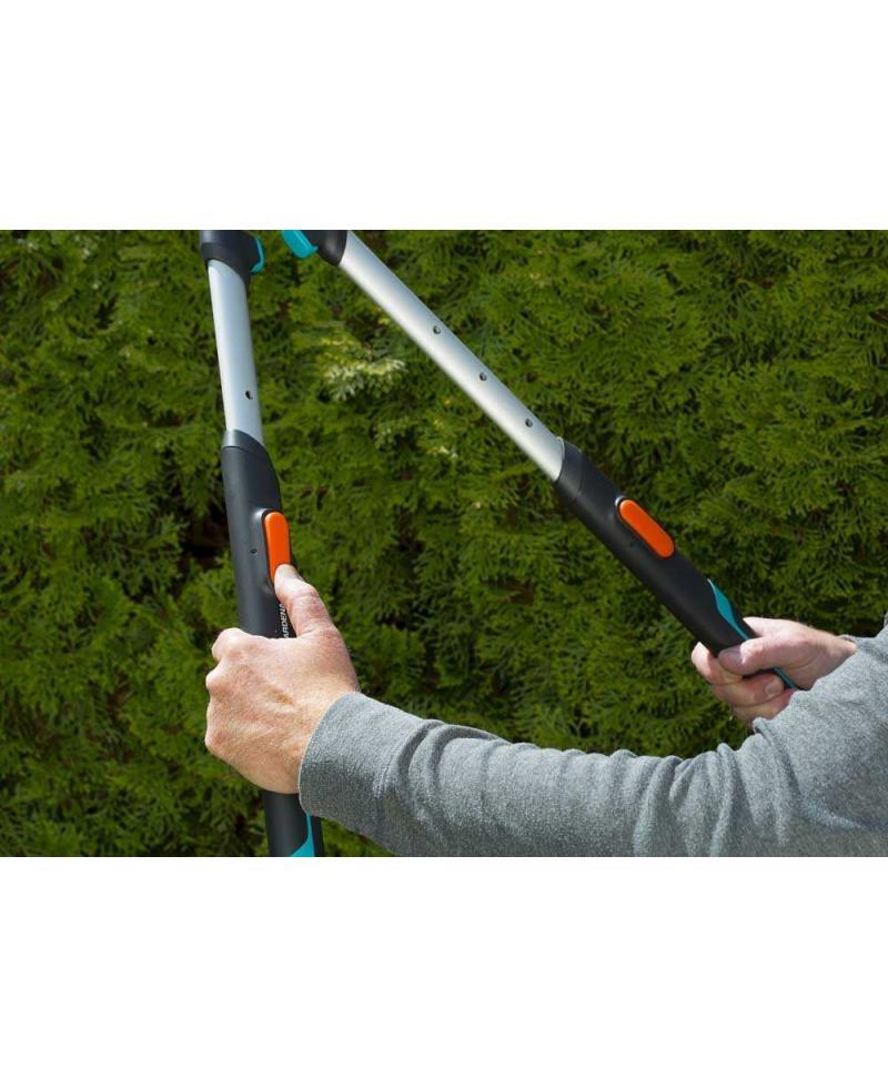 Ножницы для живой изгороди телескопические Gardena TeleCut (12304-20)