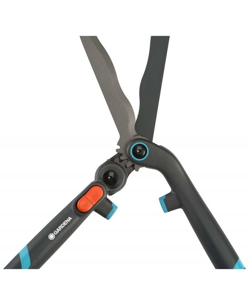 Ножницы для живой изгороди механические Gardena 2-в-1 EnergyCut (12303-30)