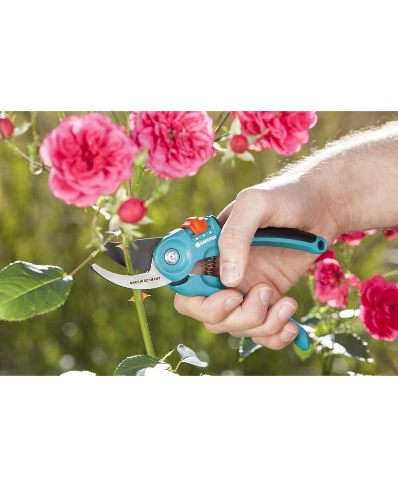 Секатор Gardena Classic B/S-M Bypass до 22 мм (08857-20)