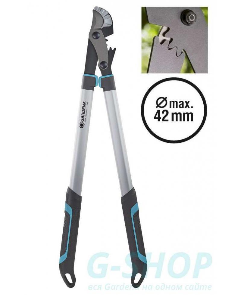 Сучкорез для сухих веток до 42 мм Gardena EnergyCut 750 A (12008-20)