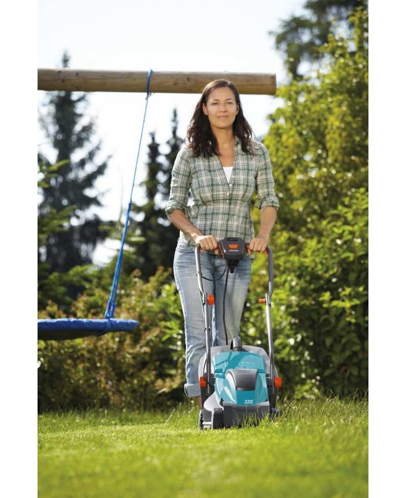 Электрическая газонокосилка Gardena PowerMax 32E (04073-20)