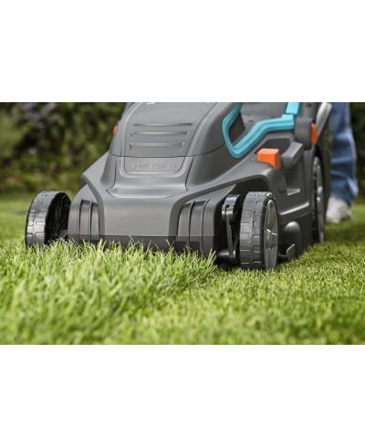 Електрична газонокосарка Gardena PowerMax 1600/37 з мульчуванням (05037-20)