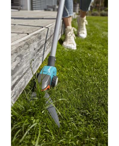 Ножницы для травы Gardena Comfort поворотные с ручкой (12100-20)