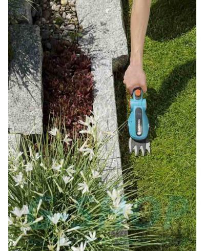 Ножницы для газонов аккумуляторные Gardena ComfortCut (09856-20)
