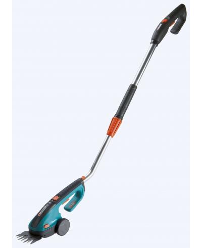 Ножиці для газонів акумуляторні з телескопічною ручкою Gardena ClassicCut (08890-20)