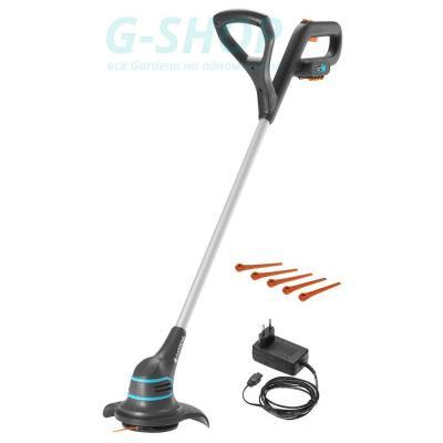 Тример акумуляторний Gardena SmallCut Li-23R (09822-20)