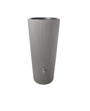Декоративная емкость для сада и участка Graf Premium Line Linus 2-в-1 220 л с вазой (326170)