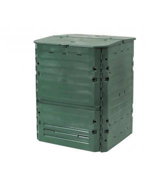 Компостер садовий Graf Thermo-King 400 л, зелений (626001)