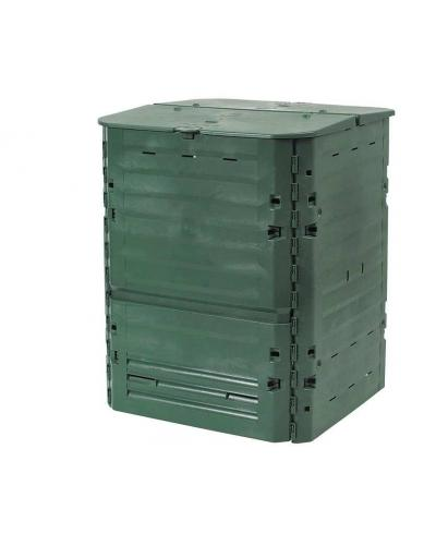 Компостер садовый Graf Thermo-King 900 л, зеленый (626003)