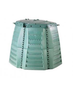 Компостер садовый Graf Thermo-Star 1000 л, зеленый (600022)