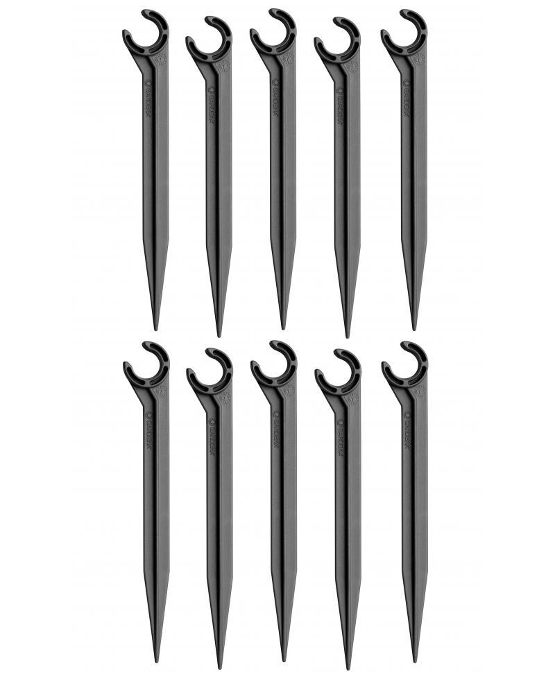 Кілочки Gardena Micro-Drip-System для шлангів 4,6 мм (01327-20)