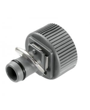 Штуцер 26,5 мм 3/4 Gardena Micro-Drip-System Quick & Easy для шлангов 13 мм, 1 шт (01352-29)
