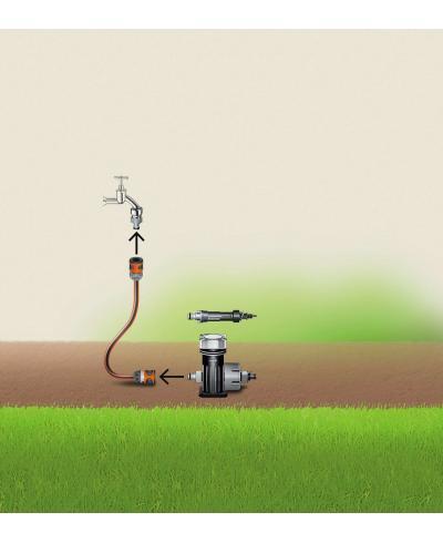 Майстер-блок Gardena Micro-Drip-System 2000 для зниження тиску (01354-20)