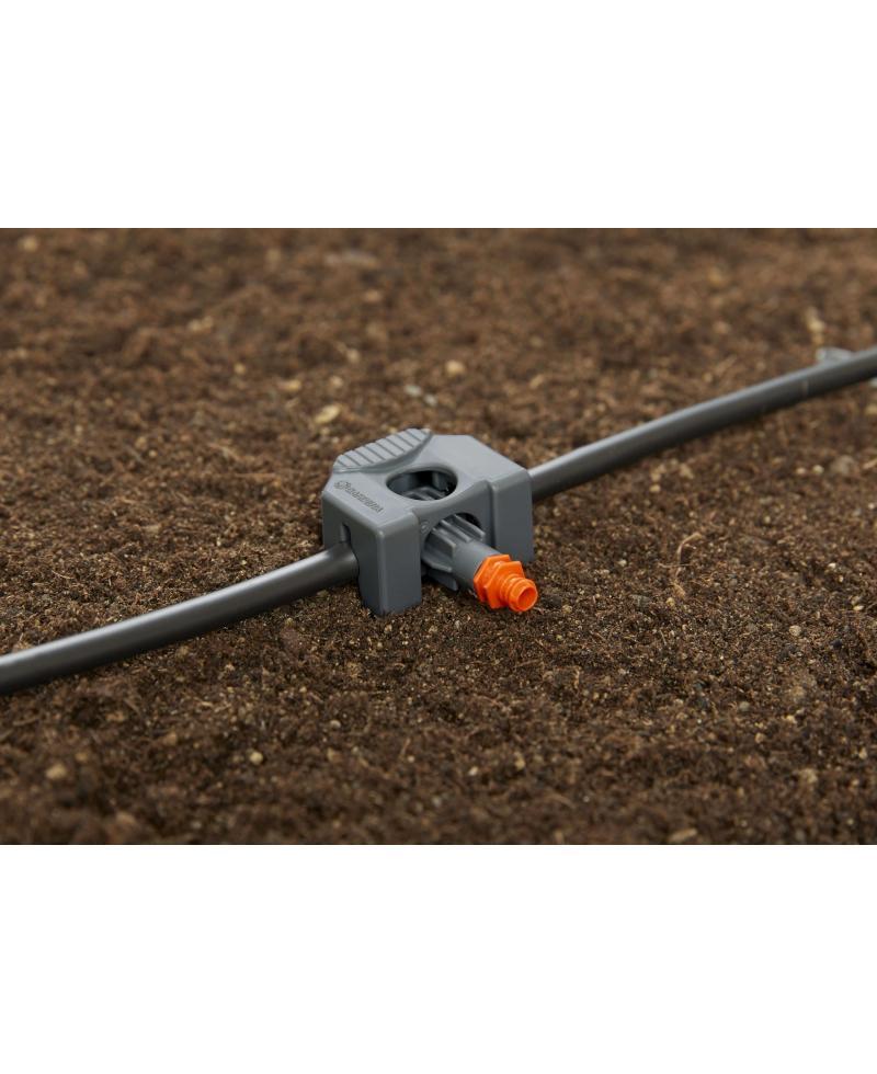 Напрямна Gardena Micro-Drip-System для шлангів 4,6 мм (08327-20)