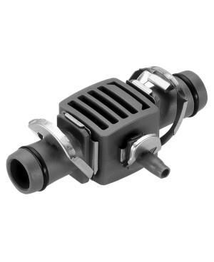 Соединитель Т-образный Gardena Micro-Drip-System Quick & Easy для шлангов 13 мм переходник к 4,6 мм, 5 шт (08333-20)
