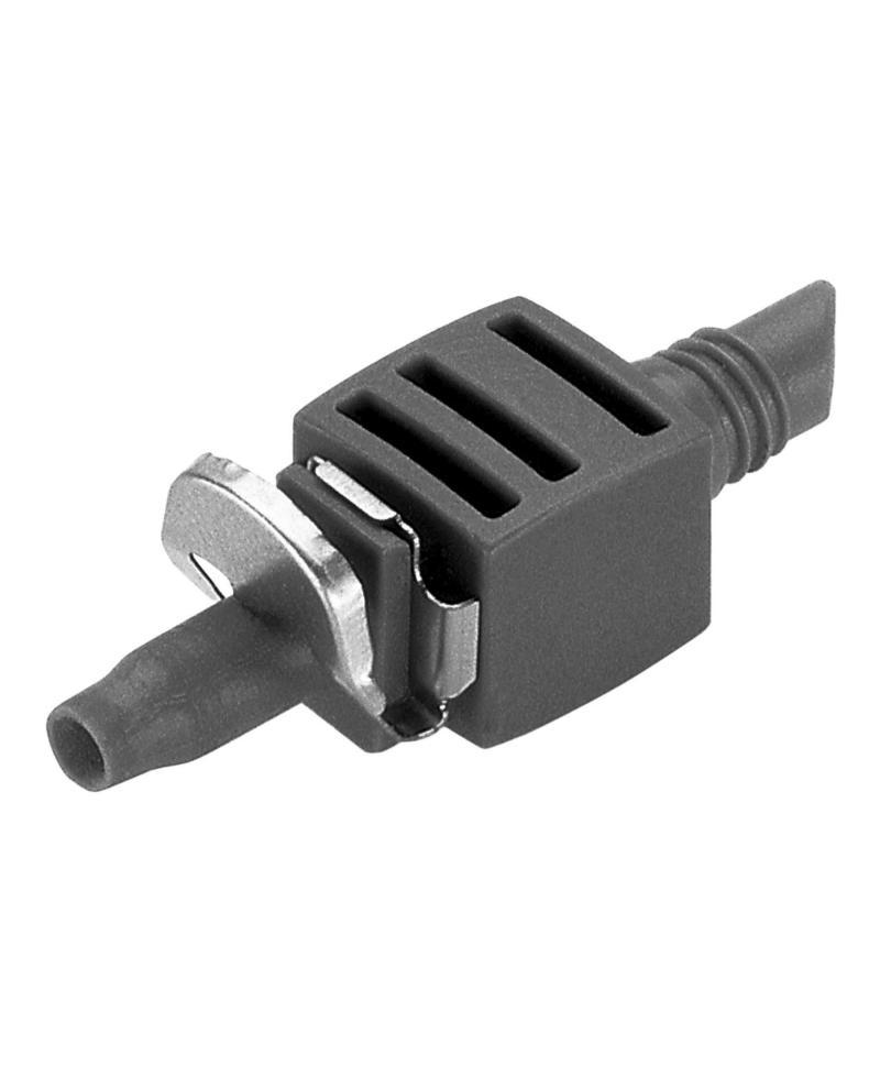 З'єднувач Gardena Micro-Drip-System Quick & Easy для шлангів 4,6 мм (08337-29)