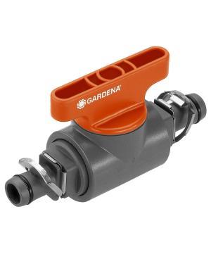 Кран запорный Gardena Micro-Drip-System Quick & Easy 13 мм (08358-29)