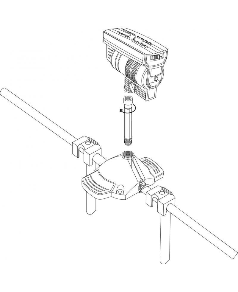 Надставка Gardena Micro-Drip-System для дощувача OS 90 (08363-20)