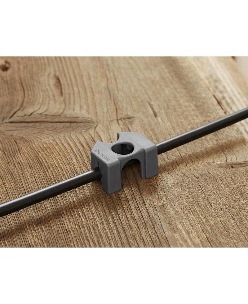 Кріплення Gardena Micro-Drip-System для шлангів 4,6 мм (08379-20)